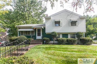 North Edison Single Family Home For Sale: 48 Elizabeth Avenue