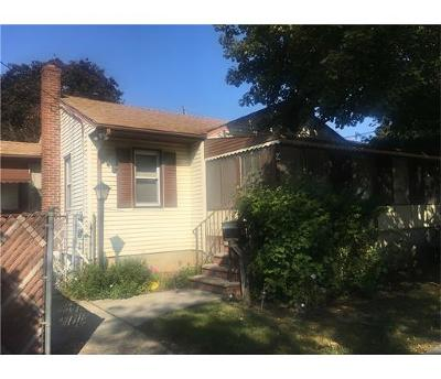 Perth Amboy Single Family Home For Sale: 675 Lee Street