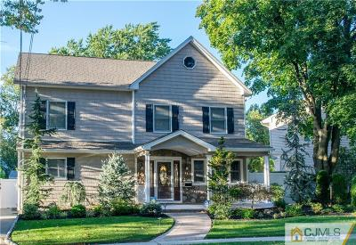Metuchen Single Family Home For Sale: 43 Willow Road