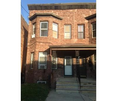 Perth Amboy Multi Family Home For Sale: 532 Jacques Street