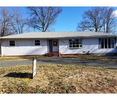 Somerset County Single Family Home For Sale: 189 Chestnut Street