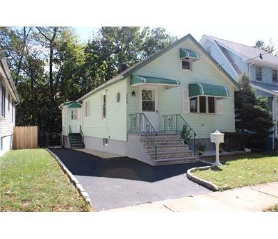 RAHWAY Single Family Home For Sale: 2079 Allen Street