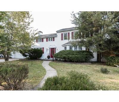 Metuchen Single Family Home For Sale: 2 Juniper Street