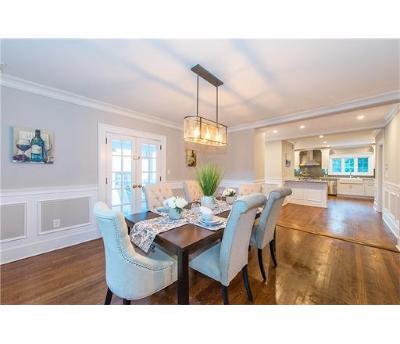 WESTFIELD Single Family Home For Sale: 841 Cedar Terrace