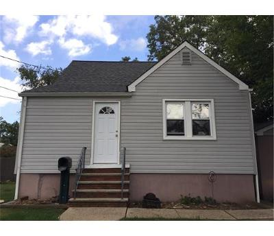 Piscataway Single Family Home For Sale: 161 Murray Avenue