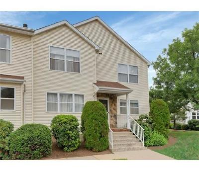 Piscataway Condo/Townhouse For Sale: 117 Exeter Court #117