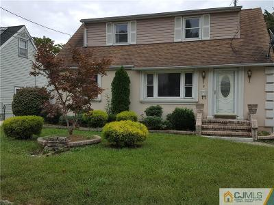 SAYREVILLE Single Family Home For Sale: 3 Kenneth Avenue