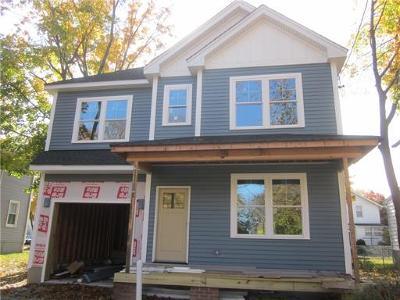 Metuchen Single Family Home For Sale: 42 Lincoln Avenue