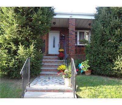 Perth Amboy Single Family Home For Sale: 393 Summit Avenue