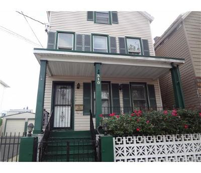 Perth Amboy Multi Family Home For Sale: 310 Goodwin Street