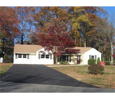 North Edison Single Family Home For Sale: 46 Richard Road