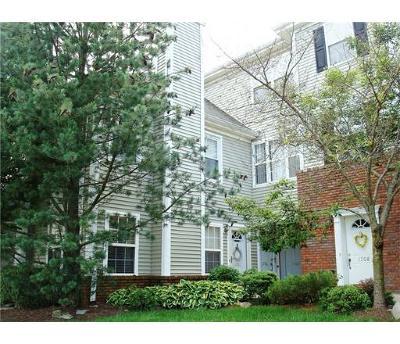 Sayreville Condo/Townhouse For Sale: 1706 Ridgeview Court