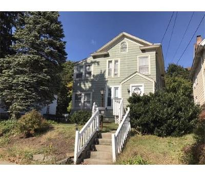 Somerset County Multi Family Home For Sale: 431 E Union Avenue
