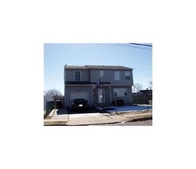HOPELAWN Single Family Home For Sale: 17 Howard Street