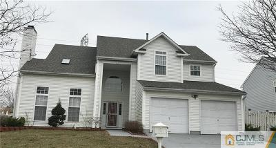 Sayreville Single Family Home For Sale: 13 Major Drive