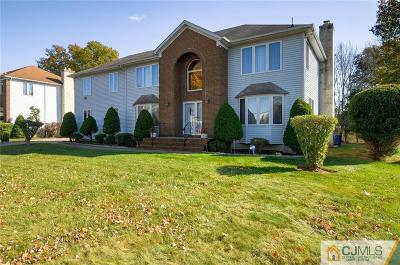 Piscataway Single Family Home For Sale: 20 Ambrose Valley Lane