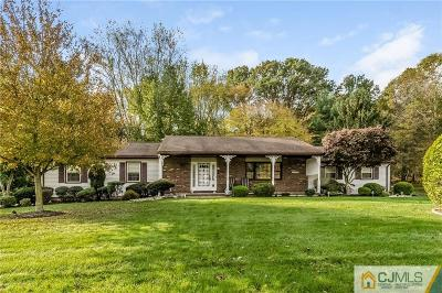 Monroe Single Family Home For Sale: 6 Holly Road