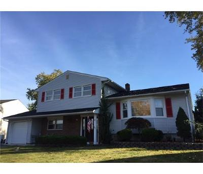 Sayreville Single Family Home For Sale: 34 Cori Street