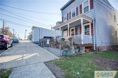 Perth Amboy Single Family Home Active - Atty Revu: 279 Hall Avenue