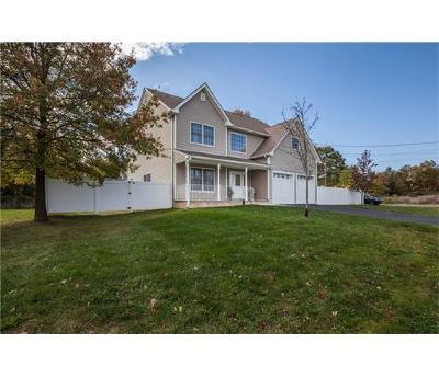Somerset County Single Family Home For Sale: 20 Dekalb Street