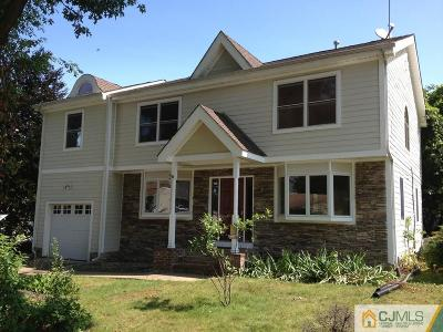 Colonia Single Family Home For Sale: 50 Dover Road
