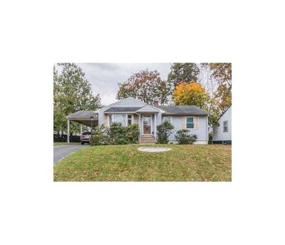 Iselin Single Family Home For Sale: 113 Park Avenue