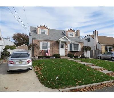 Sayreville Single Family Home Active - Atty Revu: 88 Coolidge Avenue