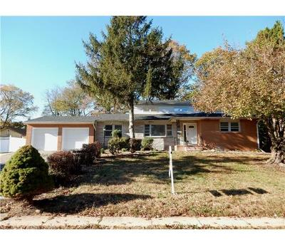 Sayreville NJ Single Family Home For Sale: $549,000