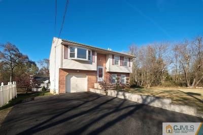 Piscataway Single Family Home Active - Atty Revu: 312 Highland Avenue