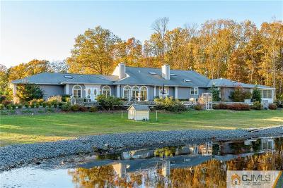 Monmouth County Single Family Home For Sale: 30 Carrs Tavern Road