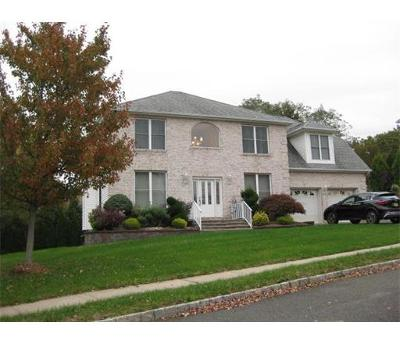 Sayreville Single Family Home For Sale: 10 Strek Drive