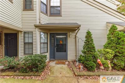 Sayreville Condo/Townhouse For Sale: 2009 Bayhead Drive