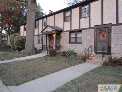 Metuchen Condo/Townhouse For Sale: 238 Newman Street #205C