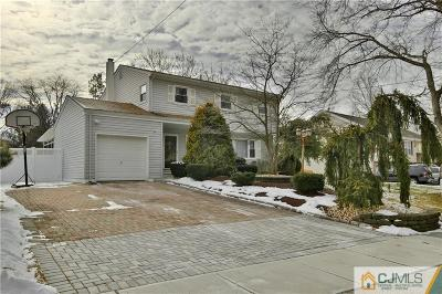 East Brunswick Single Family Home For Sale: 24 Frost Avenue