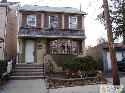 Perth Amboy Single Family Home For Sale