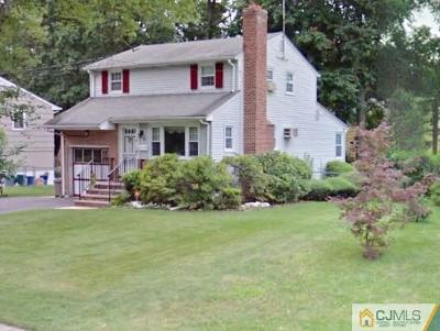 Somerset County Single Family Home For Sale: 65 W End Avenue