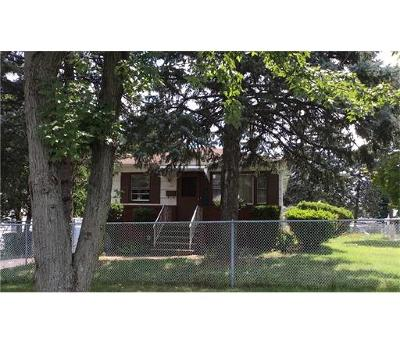 Colonia Single Family Home For Sale: 219 Florence Avenue
