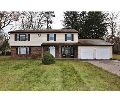 Monroe Single Family Home For Sale: 55 Avenue H