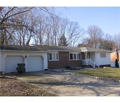 Sayreville Single Family Home For Sale: 6 Fielek Terrace