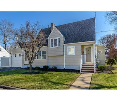 RAHWAY Single Family Home For Sale: 1239 Broadway .