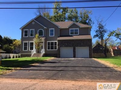 Somerset County Single Family Home Active - Atty Revu: 436 Hillcrest Avenue
