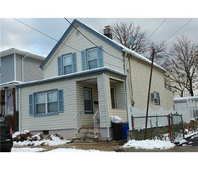 Perth Amboy Single Family Home For Sale: 157 Lynd Street