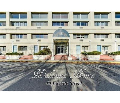 Perth Amboy Condo/Townhouse For Sale: 40 Fayette Street #66