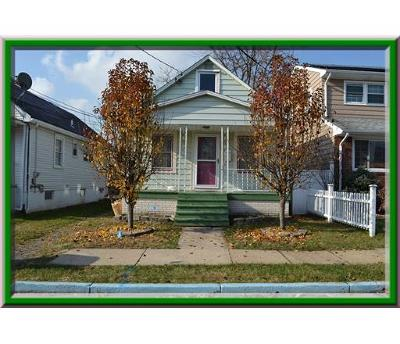 HOPELAWN Single Family Home For Sale: 137 Ellen Avenue