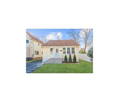 Iselin Single Family Home For Sale: 115 Warwick Street