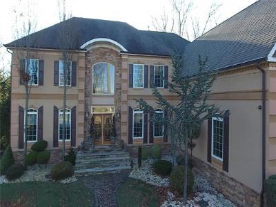 Monroe Single Family Home For Sale: 2 Lexington Court
