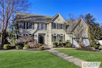 Monmouth County Single Family Home For Sale: 21 Taylors Run