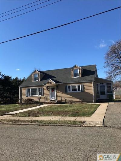 SAYREVILLE Single Family Home For Sale: 19 Harkins Street
