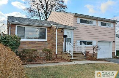 Sayreville Single Family Home For Sale: 23 Florence Drive