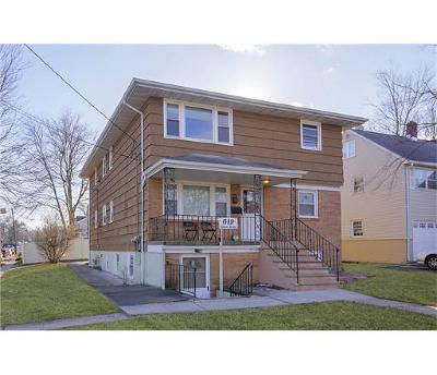 Colonia Multi Family Home For Sale: 649 Inman Avenue